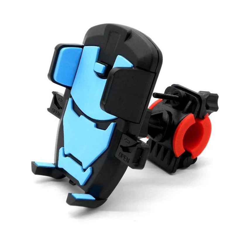 Smartphone bicycle Cell Phone Mount Clip Holder For Bike